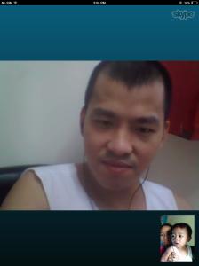 Skype Conversation